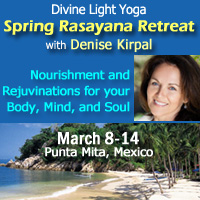 Rasayana Retreat with Denise Lapides