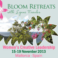 Bloom Women's Creative Leadership Retreat with Lynne Franks