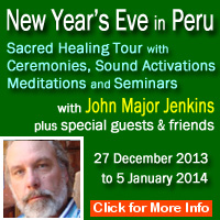 New Year's Eve in Peru with John Major Jenkins