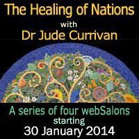 The Healing of Nations with Dr Jude Currivan