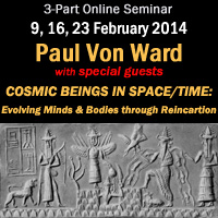 Cosmic Beings In Space/Time with Paul Von Ward