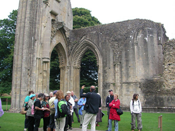 Freddy Silva - Glastonbury Abbey